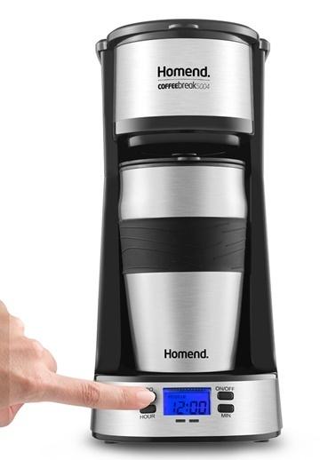 Homend Coffeebreak 5004 Kişisel Filtre Kahve Makinesi Renkli